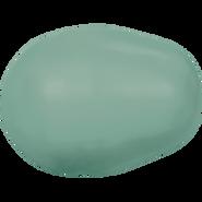 Swarovski Crystal Pearl 5821 - 11x8mm, Crystal Jade Pearl (001 715), 250pcs