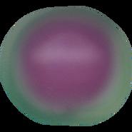 Swarovski Crystal Pearl 5840 - 10mm, Crystal Iridescent Purple Pearl (001 943), 100pcs