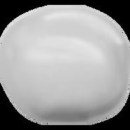 Swarovski Crystal Pearl 5840 - 12mm, Crystal Light Grey Pearl (001 616), 100pcs