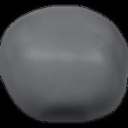 Swarovski Crystal Pearl 5840 - 12mm, Crystal Dark Grey Pearl (001 617), 100pcs