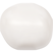 Swarovski Crystal Pearl 5840 - 12mm, Crystal White Pearl (001 650), 100pcs