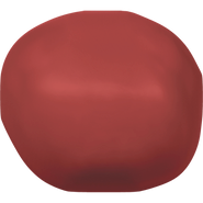 Swarovski Crystal Pearl 5840 - 12mm, Crystal Red Coral Pearl (001 718), 100pcs