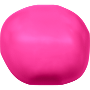 Swarovski Crystal Pearl 5840 - 12mm, Crystal Neon Pink Pearl (001 732), 100pcs