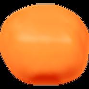 Swarovski Crystal Pearl 5840 - 12mm, Crystal Neon Orange Pearl (001 733), 100pcs