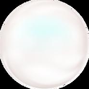 Swarovski Crystal Pearl 5860 - 10mm, Crystal Pearlescent White Pearl (969), 100pcs