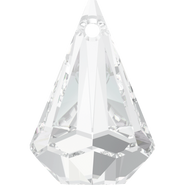 Swarovski Pendant 6022 - 14mm, Crystal (001), 72pcs