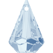 Swarovski Pendant 6022 - 14mm, Crystal Blue Shade (001 BLSH), 72pcs