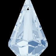 Swarovski Pendant 6022 - 24mm, Crystal Blue Shade (001 BLSH), 24pcs