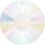 Swarovski Pendant 6724 - 12mm, Crystal Aurore Boreale (001 AB), 144pcs