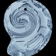Swarovski Pendant 6731 - 14mm, Crystal Blue Shade (001 BLSH), 36pcs