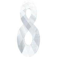 Swarovski Pendant 6792 - 18mm, Crystal (001), 48pcs