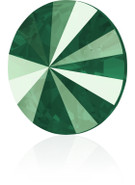 Swarovski Round Stone 1122 MM 14,0 CRYSTAL ROYGREEN_S, 144pcs