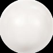 Swarovski 5818 MM 8,0 CRYSTAL WHITE PEARL(6pcs)