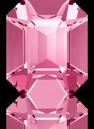 Swarovski Fancy Stone 4600 MM 12,0X 10,0 ROSE F(144pcs)