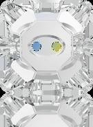 Swarovski Button 3017 MM 10,0 CRYSTAL F(72pcs)