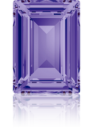 Swarovski Fancy Stone 4527 MM 8,0X 6,0 TANZANITE F(144pcs)