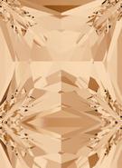 Swarovski Fancy Stone 4447 MM 10,0 CRYSTAL GOL.SHADOW F(144pcs)