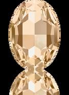 Swarovski Fancy Stone 4127 MM 30,0X 22,0 CRYSTAL GOL.SHADOW F(24pcs)