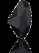 Swarovski Fancy Stone 4756 MM 27,0X 16,0 JET(40pcs)