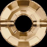 Swarovski 5139 MM 12,5 CRYSTAL GOL.SHADOW(48pcs)
