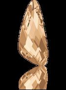Swarovski Fancy Stone 4790 MM 23,0X 10,0 CRYSTAL GOL.SHADOW F(36pcs)