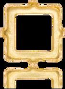 Swarovski Fancy Stone 4447/S MM 10,0 1P00CZ(144pcs)
