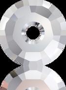 Swarovski Sew-on 3129 MM 7,0 CRYSTAL P288(2880pcs)