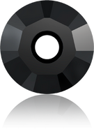 Swarovski Sew-on 3129 MM 7,0 JET P288(2880pcs)