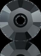 Swarovski Sew-on 3129 MM 7,0 JET HEMAT P288(2880pcs)