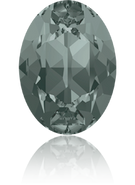 Swarovski 4120 MM 25,0X 18,0 BLACK DIAMOND F(24pcs)