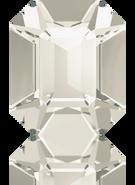 Swarovski Fancy Stone 4600 MM 10,0X 8,0 CRYSTAL SILVSHADE F(144pcs)