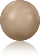 Swarovski Flat Back 2080/4 SS 10 CRYSTAL BRONZE.PRL HF(1440pcs)