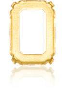 Swarovski Fancy Stone 4610/S MM 20,0X 15,0 1P00CZ(24pcs)