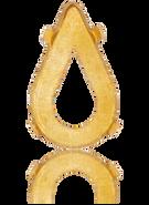 Swarovski Fancy Stone 4328/S MM 13,0X 7,8 1P00CZ(144pcs)