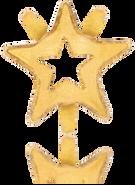 Swarovski Fancy Stone 4745/S MM 10,0 1P00CZ(144pcs)
