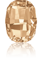 Swarovski Fancy Stone 4795 MM 19,0 CRYSTAL GOL.SHADOW F(48pcs)