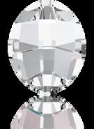 Swarovski Fancy Stone 4224 MM 10,0X 8,0 CRYSTAL F(144pcs)