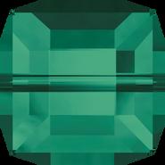 Swarovski Bead 5601 - 8mm, Emerald (205), 96pcs