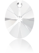 Swarovski Pendant 6028 MM 10,0 CRYSTAL(192pcs)