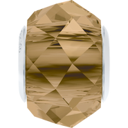 Swarovski 5948 MM 14,0 CRYSTAL BRONZSHADE STEEL(12pcs)