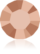 Swarovski 1028 PP 9 CRYSTAL ROSE GOLD F(1440pcs)