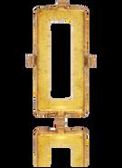 Swarovski Fancy Stone 4524/S MM 16,0X 8,0 1P00CZ(72pcs)