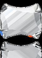 Swarovski 2540 MM 9,0X 7,0 CRYSTAL F(144pcs)
