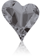 Swarovski Fancy Stone 4810 MM 13,0X 12,0 CRYSTAL SILVNIGHT(72pcs)