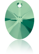 Swarovski Pendant 6028 MM 8,0 ERINITE(144pcs)