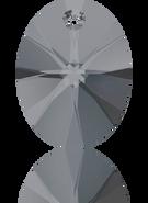 Swarovski Pendant 6028 MM 10,0 CRYSTAL SILVNIGHT(192pcs)