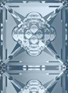 Swarovski Fancy Stone 4481 MM 16,0 CRYSTAL BL.SHADE F(48pcs)