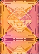 Swarovski Fancy Stone 4481 MM 16,0 CRYSTAL ASTRALPINK F(48pcs)