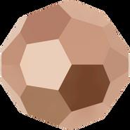 Swarovski Bead 5000 - 3mm, Crystal Rose Gold (001 ROGL), 720pcs