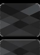 Swarovski Bead 5055 MM 10,0X 8,0 JET(72pcs)